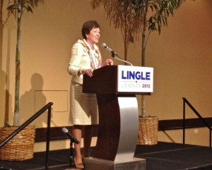 Linda Lingle's Role Model: Susan Collins of Maine