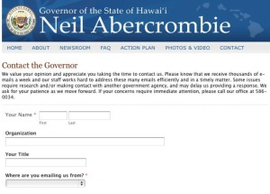 Governor's Emails Auto-Deleted After 60 Days