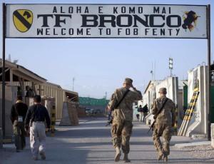 Hawaii in Afghanistan