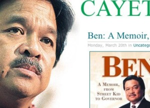 Remembering Ben: The Cayetano Years