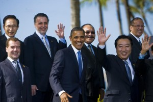 APEC 2011 Hawaii – The Day in Pictures — Nov. 13