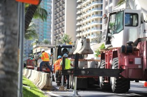Honolulu: Roads Back to Normal By Monday Afternoon