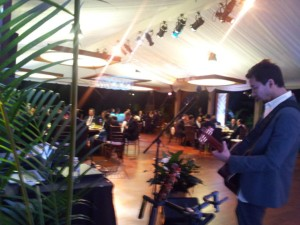Makana Explains Why He Sang Protest Song to APEC Leaders in Hawaii