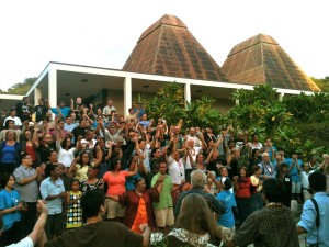Moana Nui Closes With Chant of Shared Vision