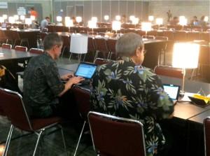 International Journalists Talk APEC and Hawaii