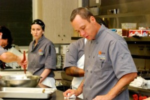 Chef Ed Kenney Delivers APEC Dinner