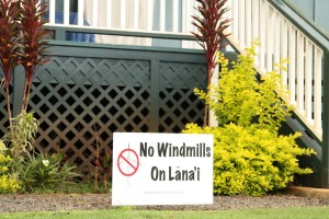 Up In The Air: Big Wind Divides Lanai Community