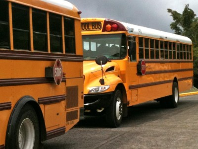 Report: DOE Has Mostly Fixed Flaws In Its Bus Transportation System