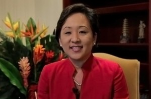 Carrie Okinaga's New Gig: First Hawaiian Lawyer