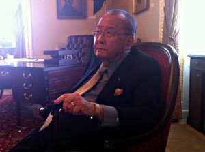 Inouye Sides With GOP Speaker Against China Currency Penalties