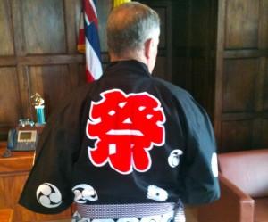 In First Year, Carlisle Was Honolulu's Global Mayor