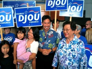 Djou Off to Afghanistan — and Running for Congress