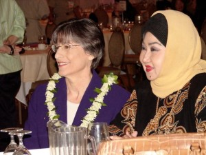 Lingle Predicts More Women Leaders