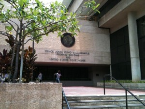 Controversy Over Request to Live Blog from Hawaii Federal Court Trial