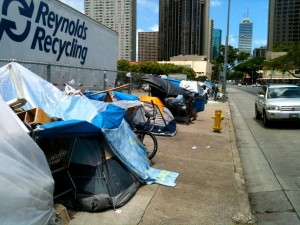 Honolulu To Create New Housing For The Homeless