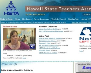 Hawaii Teacher Contract Includes 'Race' Reforms