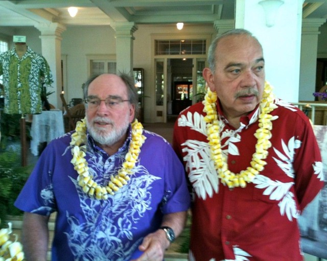 Tom Yamachika: Abercrombie And Waihee On Leadership