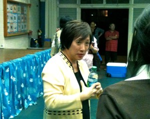 Hanabusa in the House: 'I'm Different'