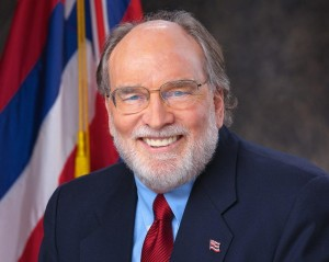 Painting Neil Abercrombie: Capitol Collection Still Missing Latest Ex-Governor