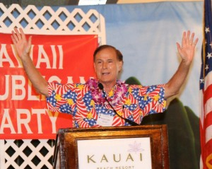 Hawaii GOP: Show Us the Money