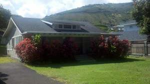 Property of Obama's Childhood Home in Manoa Could Become Parking Lot