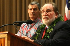 Chair of Hawaii's New Ed Board Begins Balancing Act