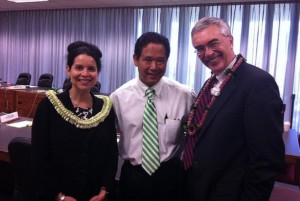 Hawaii House Speaker Tired of 'Band-Aid Approach' to Fixing Deficit