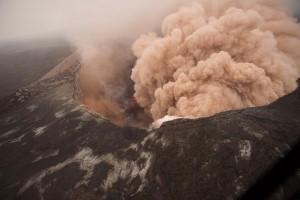 New Fissure Spews Lava on Hawaii's Kilauea