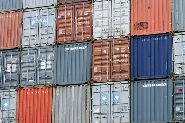 Hundreds Of Containers — Some With 'Dangerous Goods' — Fall From Ship Near Hawaii