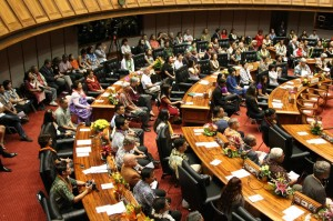 Week 38: The Legislature, Ethics and Transparency