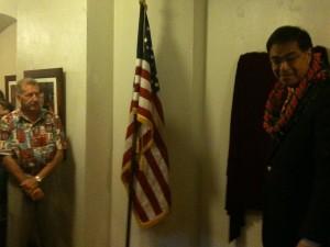 Mufi Makes His Return to Honolulu Hale