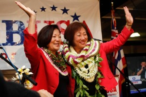 Hanabusa Takes Back Hawaii's First Congressional District for Democrats