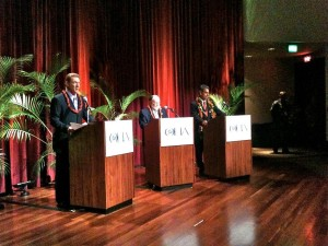 OHA Debate: Neil Says Act Now on Akaka Bill, Duke Says Wait for New Congress