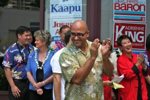 GOP Hierarchy Demands Kaauwai's Resignation