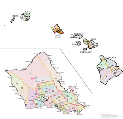 Redrawing Hawaii's Election Districts: 'People Are Going To Be Pissed'