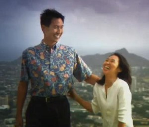 New Djou TV Ad: Speaking Without Speaking