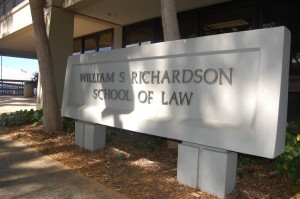 Chad Blair: Want To Be A Judge In Hawaii? Go To Law School At UH