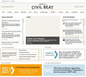 Civil Beat Gets a Makeover