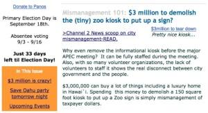 Prevedouros: City Spending $3 Million to Demolish Zoo Kiosk