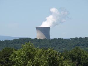Nuclear Debate Bubbles Up, Then Quiets Down