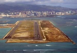 Runway Under Water? Honolulu Planners Seek Study of Climate Change Impacts on Transportation