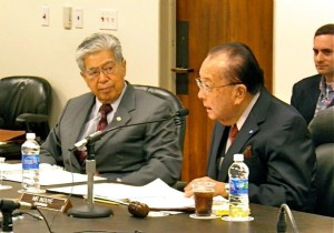 Credit Inouye, Akaka for Internment Camp Monument