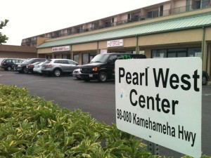 Aiea Businesses Unknowingly in the Path of the Train