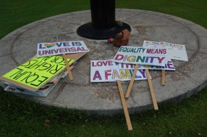 Civil Beat Poll: Voters Don't Want Lawmakers to Bring Back Civil Unions Bill