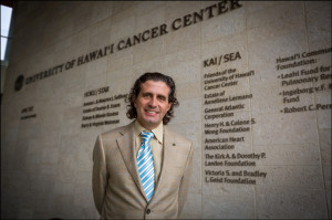 Michele Carbone Steps Down as Head of UH Cancer Center