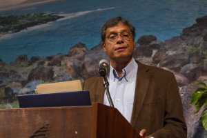 Osorio Stresses Unity Of Cultures At Conservation Conference