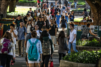 UH Wants To Cut Tuition For Some Grad Students — Especially Out-Of-Staters