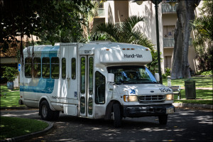 Handi-Van Adds New Vehicles, Putting The Fleet At Capacity