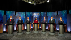 Hawaii Congressional Candidates Flat in Last Televised Debate