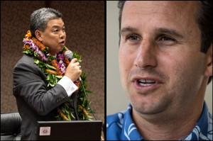 Civil Beat Poll: Schatz, Takai Both Frontrunners For Washington, D.C.